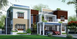 kerala home design villa roof beautiful flat roof flat roof homes designs flat roof villa