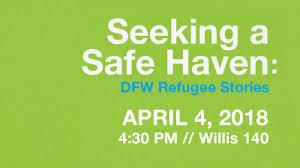 Seeking Text Doc Spot Fim Series Seeking A Safe Dfw Refugee Stories