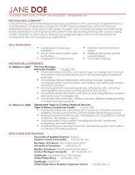 Mental Health Nurse Resume Cover Letter For Mental Health Care Job Cover Letter Sample