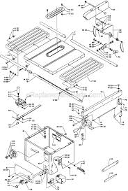 Ridgid Table Saw Parts Great Delta Table Saw 34 670 47 For Best Cover Letter Opening With