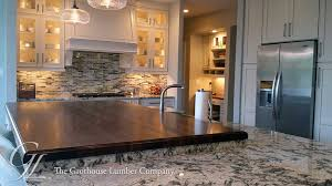 wood kitchen island top custom walnut wood kitchen island top in princeton new jersey
