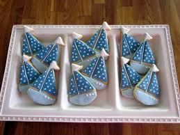 darlin u0027 designs sailboat cookies