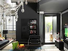 black the new white sophisticating your room with out spooking