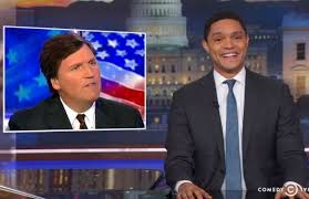 Trevor Noah Memes - daily show host trevor noah clowns tucker carlson for saying kids