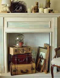 Fireplace Decorating Best 25 Unused Fireplace Ideas On Pinterest White Fire Surround