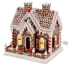 raz imports 13 5 in gum drop gingerbread house home