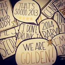 new years party backdrops photobooth props diy new year s gold party photo booth