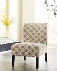honnally gunmetal accent chair pattern accent chairs