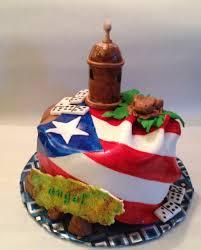 Puerto Rican Home Decor by Puerto Rico Birthday Cake Puerto Rican Flag El Murro El Coqui