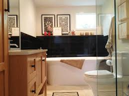 apartment bathroom decorating ideas on a budget small bathroom decorating ideas apartment hanging black metal