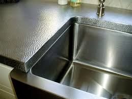 Kitchen Countertop Material by Best 25 Stainless Steel Countertops Ideas On Pinterest