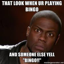 That Look Meme - top 10 funny bingo memes to make your day thebingoonline com