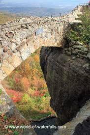 high falls lookout mountain georgia usa