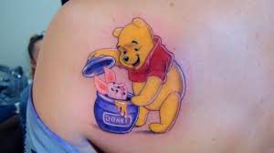 the new adventures of winnie t friends forever with winnie the pooh tattoos tattoo articles