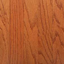 Engineered Hardwood Flooring Bruce Oak Saddle 3 8 In Thick X 3 In Wide X Random Length