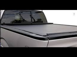 Roll And Lock Bed Cover Roll N Lock M Series Tonneau Cover Youtube