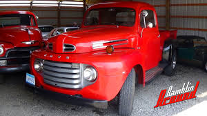 1949 ford f3 pick up original v8 flathead manual trans youtube