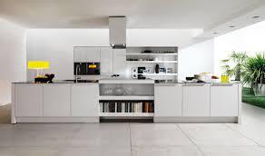 modern kitchen idea beautiful white kitchen interior paint idea with white cabinets