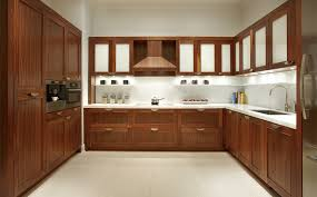 Contemporary Kitchen Cabinets Custom Kitchen Cabinets In Natural Walnut Plain U0026 Fancy Cabinetry