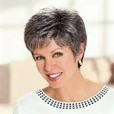 salt and pepper pixie cut human hair wigs image result for salt and pepper hair women hairstyles