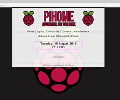 home automation logo design raspberry pi home automation control lights computers cctv and