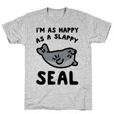 Sloth Meme Shirt - funny seal t shirts racerback tank tops and more lookhuman