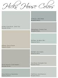 home interior color palettes interior paint color and color palette ideas with pictures home