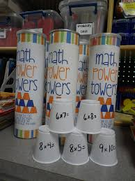 fabulous in fifth math power towers
