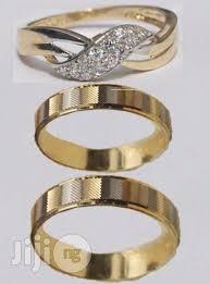 wedding rings in lagos 18 karate gold wedding rings for sale in surulere buy wedding