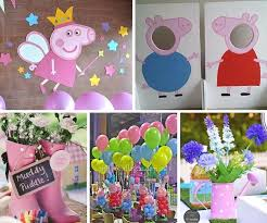 peppa pig party supplies peppa pig party decorations ideas birthday portrayal all of