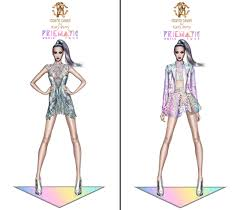 Katy Perry Costume Behind Katy Perry U0027s Costumes Prismatic World Tour