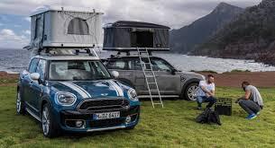 tenda tetto auto countryman disponibile l airtop di autohome