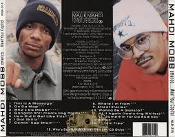 Mack Barnes Md Mahdi Mobb America Meet Your Capital Cd Rap Music Guide