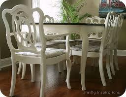 French Provincial Table French Provincial Table Set Makeover Hometalk