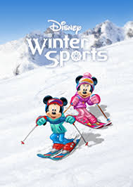 theme line winter mickey and friends winter sports line theme line store