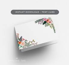 the 25 best printable wedding place cards ideas on pinterest