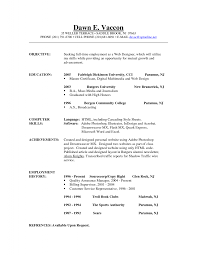 resume objection nursing student resume objective example