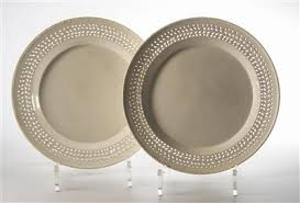 and antiques pair of ornamental plates dorotheum