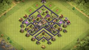 layout design th7 th7 to th11 farming war base layouts for march 2017 onclan