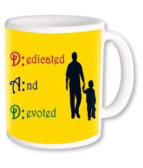 buy coffee mugs online india photogiftsindia dad printed full form coffee mug 325 ml buy
