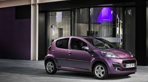 peugeot japan 2012 peugeot 107 facelift ii released