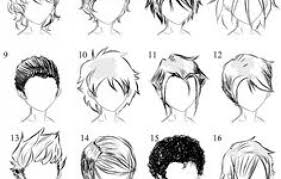 Cute Anime Hairstyles Collections Of Anime Boys Hairstyles Cute Hairstyles For Girls