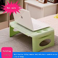 Small Laptop Computer Desk Folding Laptop Computer Desk Computer Desk Mini Coffee Table