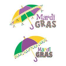 mardi gras umbrella mardi gras umbrella cuttable design