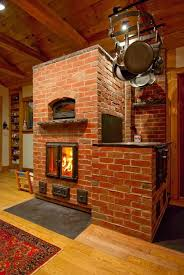 Pizza Oven Fireplace Combo by Forno Bravo Modular Oven Kits Are Ul Certified For Installation To