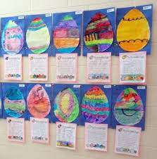 Easter Decorations For The Classroom by 74 Best Easter Images On Pinterest Easter Ideas Easter Crafts