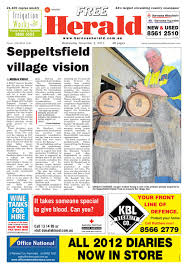 november 2nd edition by barossa herald issuu