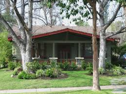 craftsman style bungalow l a places april 2010
