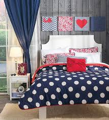 Polka Dot Comforter Queen 70 Best Girls And Teens Bedding Images On Pinterest Comforter