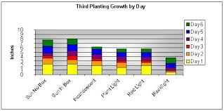 how does light affect plant growth fair project phototropism